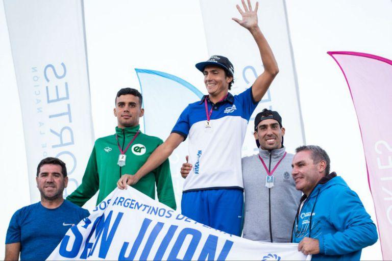 Gonzalo Tellechea el triatleta olímpico que renovó sus fuerzas y se ilusiona con estar en Tokio