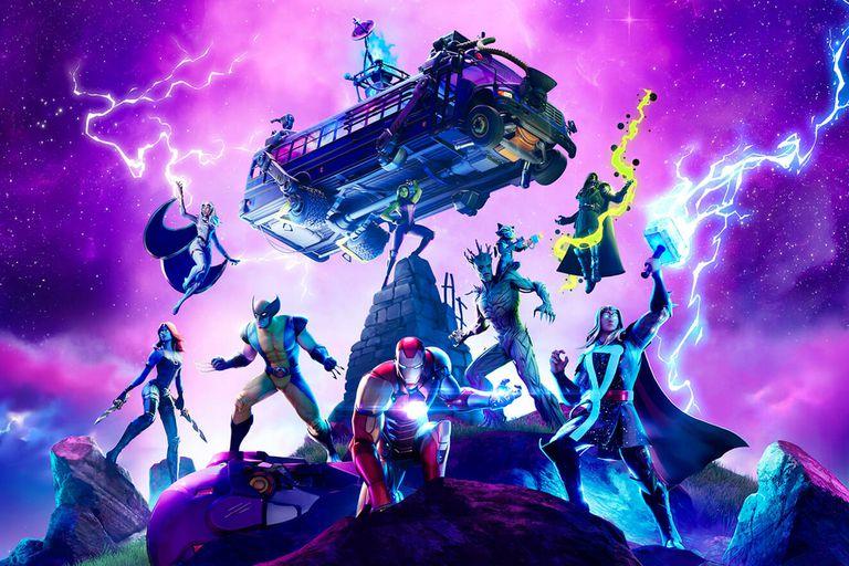 Fortnite Temporada 4: Epic Games suma a Iron Man y Wolverine del universo Marvel