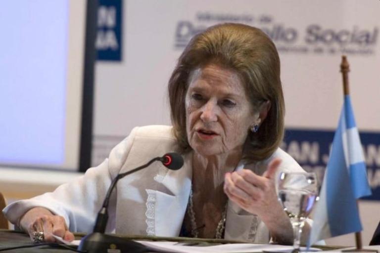 Elena Highton de Nolasco mostró su conformidad con el nombramiento de Garavano