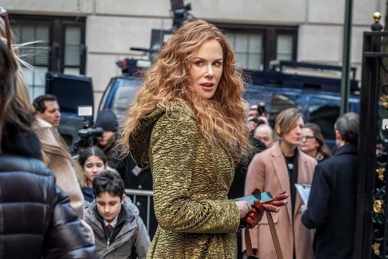 Nicole Kidman, protagonista y productora