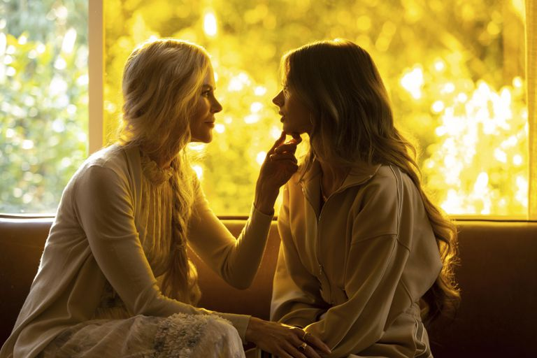 Nicole Kidman, en Nueve perfectos desconocidos.