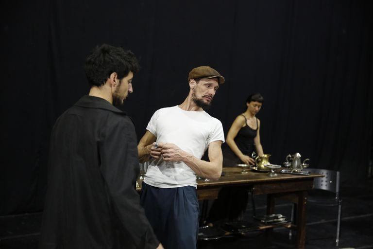 Florent Bergal, cuando las artes circenses dialogan con el teatro y con lo coreo