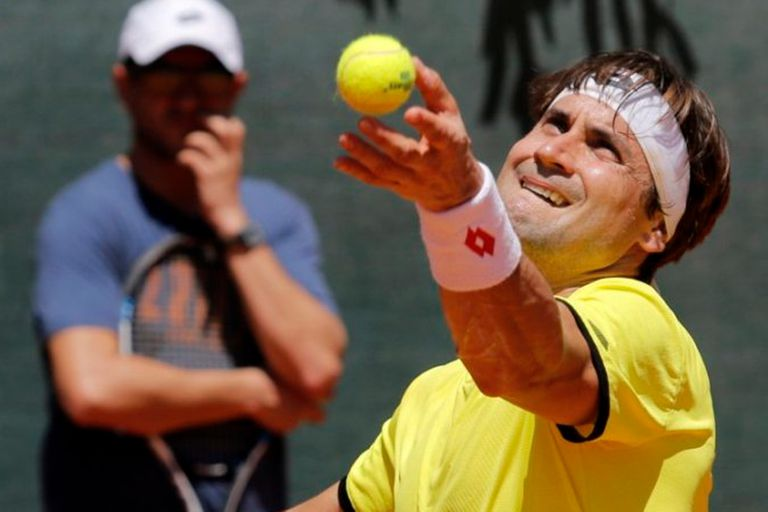 David Ferrer, el español que eligió el Argentina Open como uno de los últimos torneos de su carrera