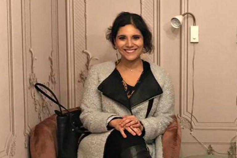 Paola Heresi se quiere comprar una casa junto a su marido