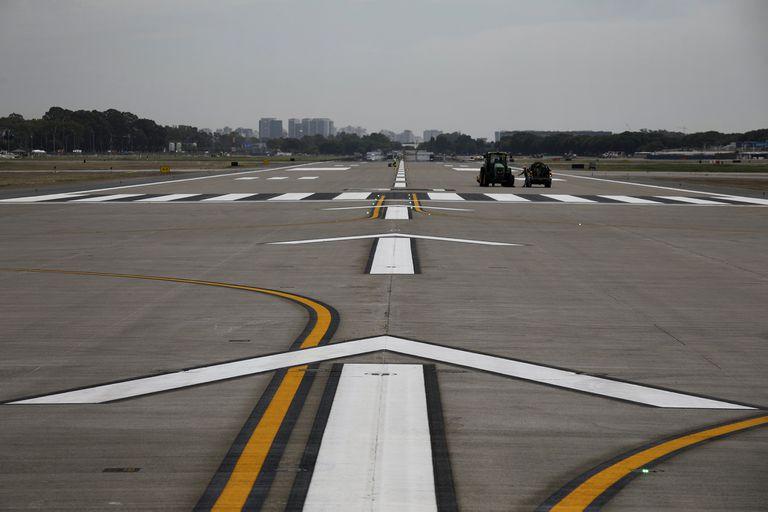 Con una reforma total, volverá a operar desde mañana Aeroparque