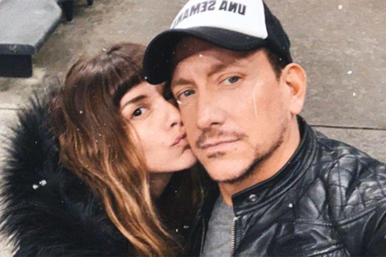 La odisea de Nicolás Vázquez y Gimena Accardi para regresar al país