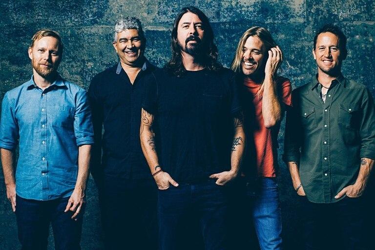 Foo Fighters estrenó canción ni bien empezó el año: de The Cure a Lana del Rey, los temas y discos que vienen