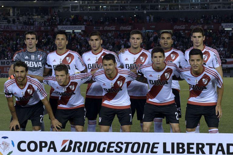 Los puntajes de River en el empate ante San Pablo: Nicolás Domingo, otra vez el