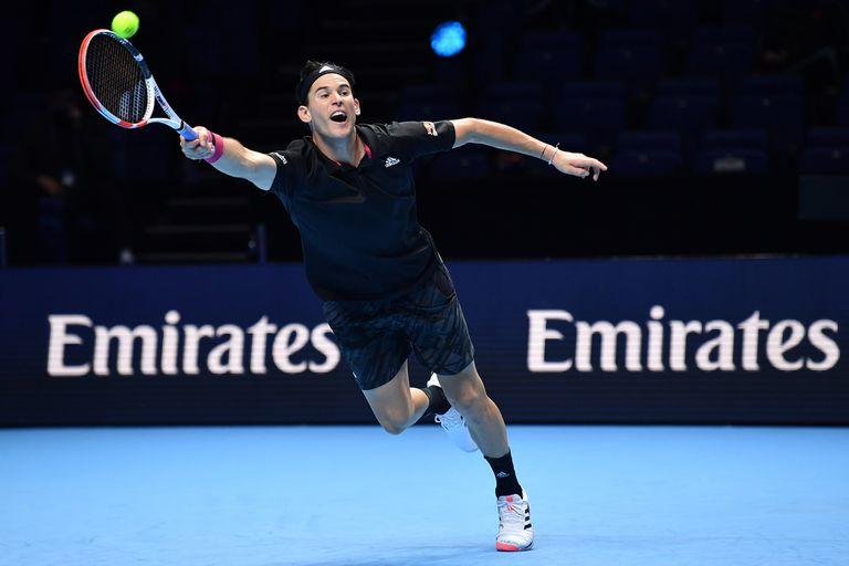 Masters de Londres: caída del campeón defensor y trofeo de N° 1 para Djokovic