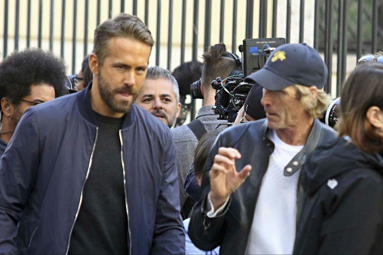 Se trata de la nueva cinta de acción de Michael Bay, protagonizada por Ryan Reynolds