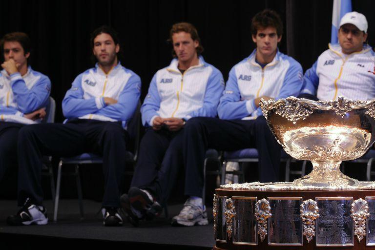 Copa Davis 2008: a 10 años del autosabotaje más absurdo del deporte argentino