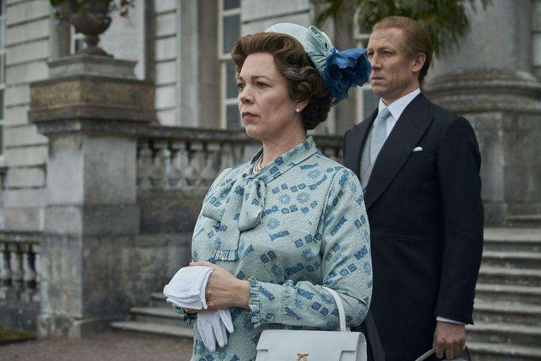 The Crown: en la cuarta temporada la pompa y circunstancia deja una mueca amarga