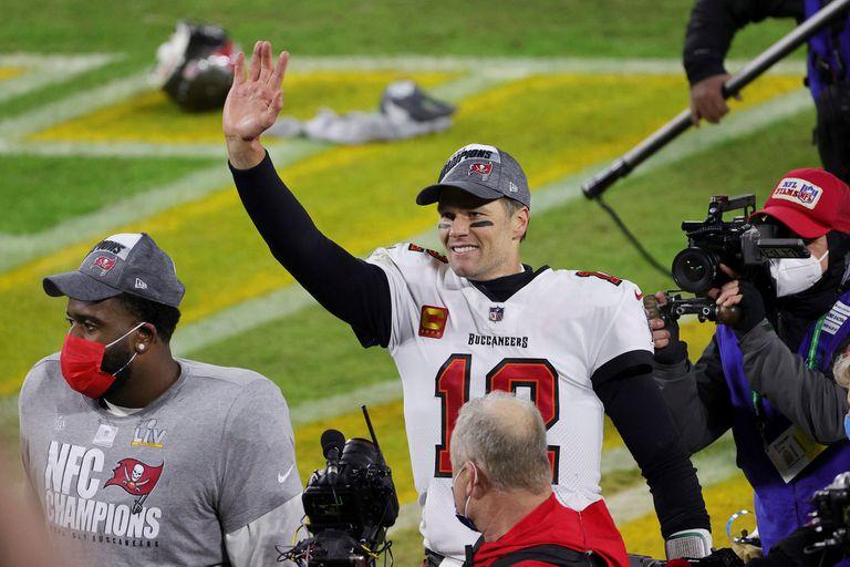 Con la de este domingo, Brady sumará 10 apariciones en el Super Bowl