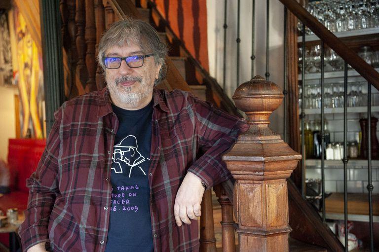 Sergio Olguín, escritor