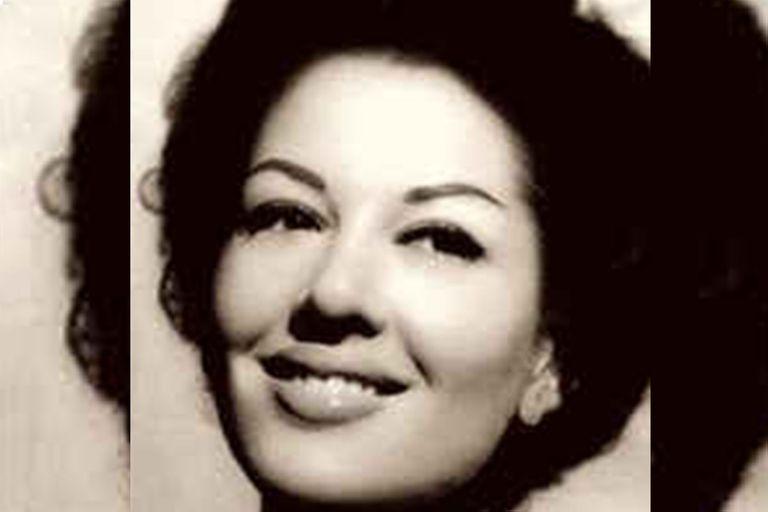 Lydia Scotty, también conocida como Lidia Lamar, murió este jueves a los 95 años