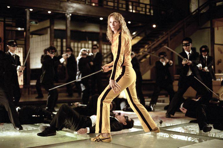 KILL BILL, Uma Thurman, 2003