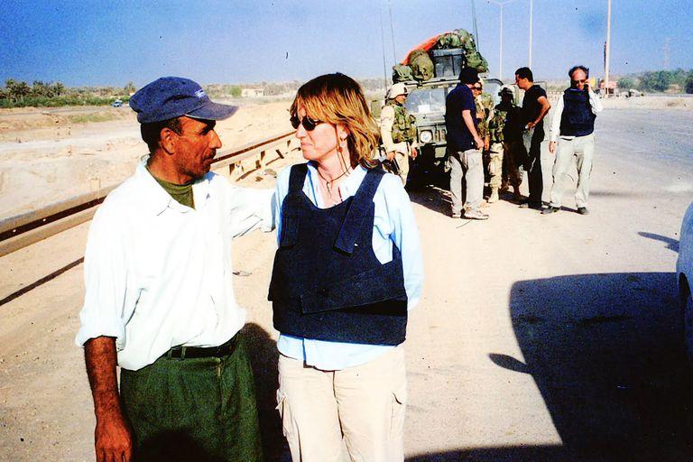 Irak. El regreso de una corresponsal de guerra a la zona del horror