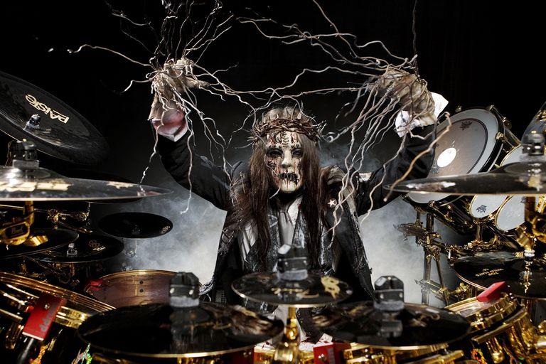 Murió a los 46 años el baterista Joey Jordison, fundador de Slipknot y figura del rock más extremo