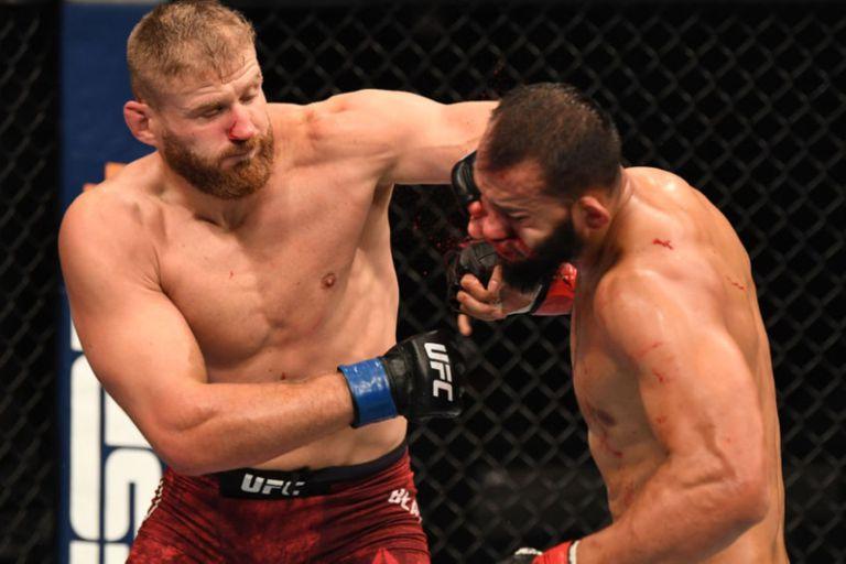 """""""Le explotó la nariz"""": lo daban como perdedor pero noqueó y es campeón en UFC"""