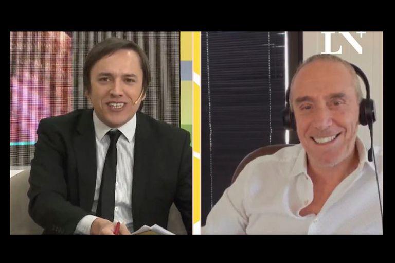 José Del Rio (LA NACION) entrevista a Diego Lerner, presidente de The Walt Disney Company Latin America