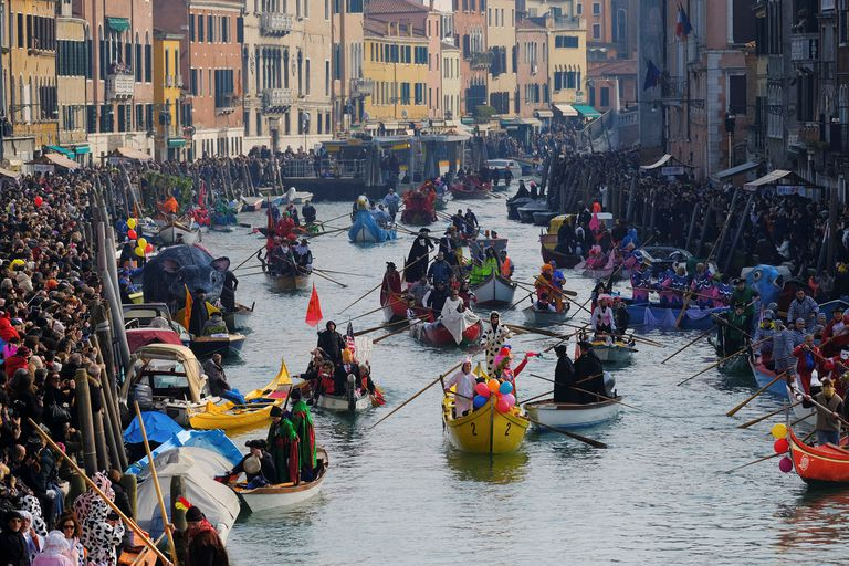 Se trata del primer carnaval con cupo para turistas