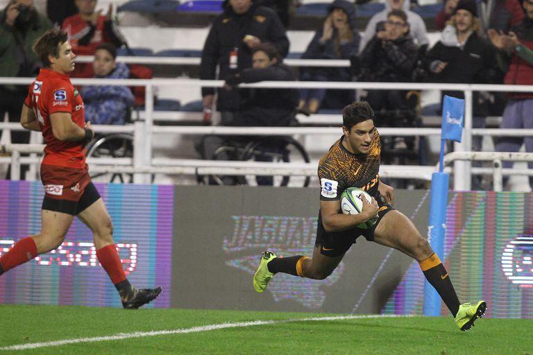 Un festival. Los ocho tries de Jaguares en la nueva victoria por el Súper Rugby