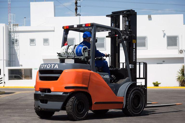 La unión de YPF GAS y Toyota Material Handling para una nueva movilidad sustentable a GLP