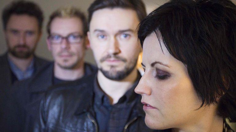 The Cranberries anuncian disco con voz de Dolores O'Riordan