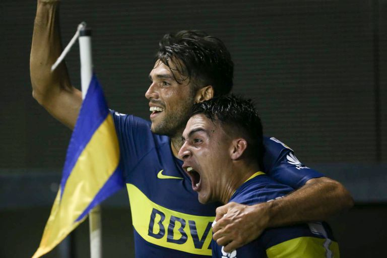 Copa Libertadores: Boca le ganó a Junior en la Bombonera