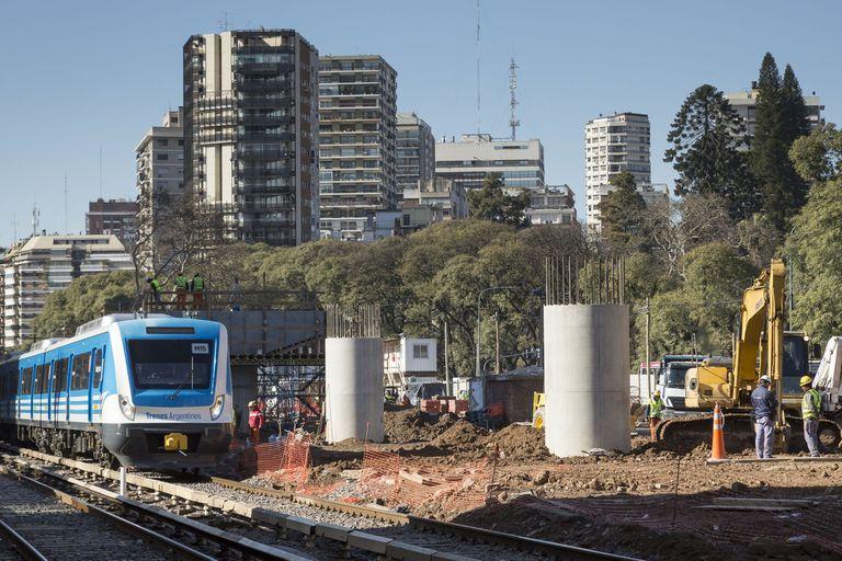 Que barrios se revalorizaran con las barreras de tren que se están levantando