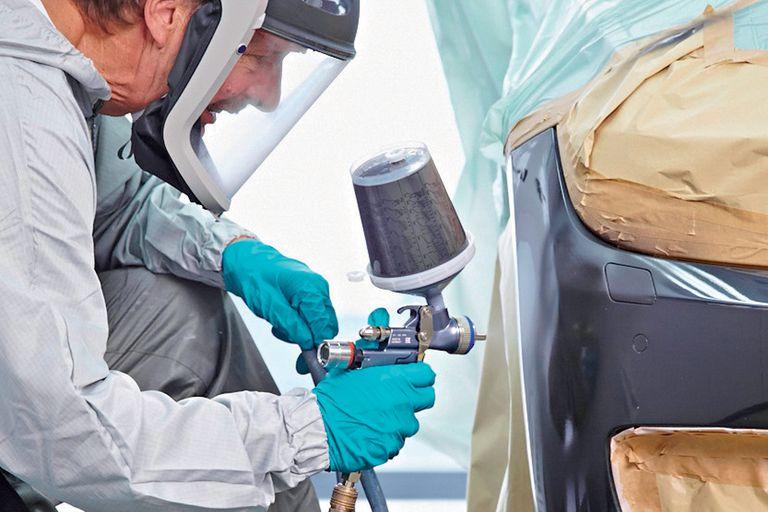Servicios de chapa y pintura para que el auto luzca como nuevo