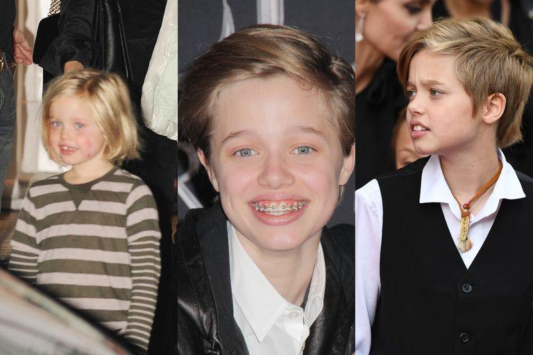Shiloh Jolie Pitt, siempre sonriendo