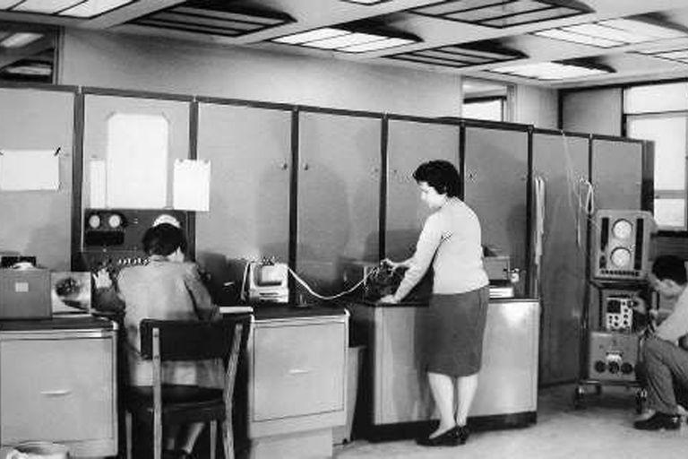 En el Pabellón 1 de la Ciudad Universitaria, Clementina realizó tareas desde 1961 hasta 1971