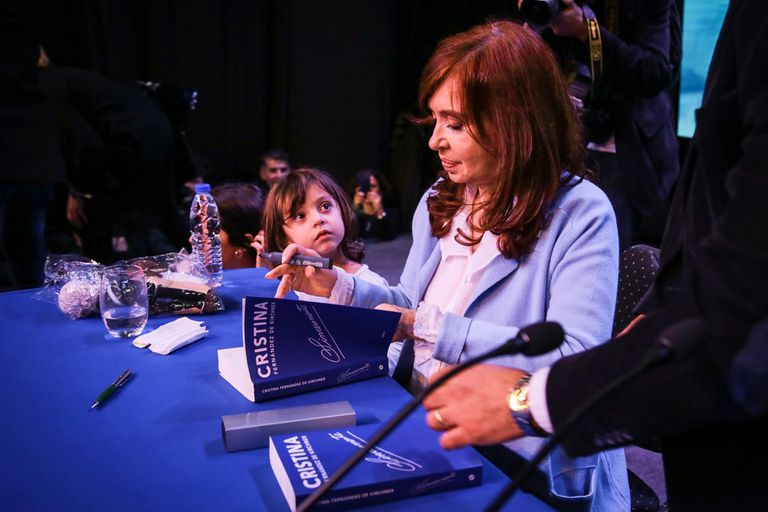 Cristina Kirchner en Rosario