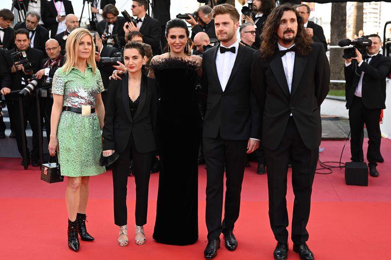Cannes: a la espera de Maradona, la presencia argentina se impone en la muestra