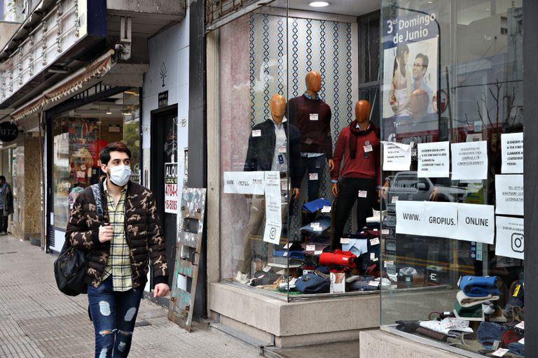 Los comercios de la Ciudad de Buenos Aires facturaron, en promedio, menos del 25% de lo que facturaban previo a las medidas de aislamiento