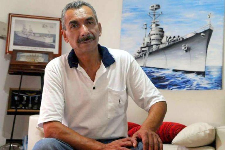 Malvinas: el recuerdo del timonel del general Belgrano a 36 años del hundimiento