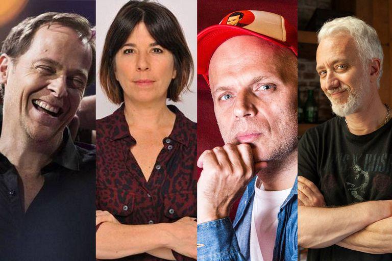 Matías Martin, María O´Donnell, Sebastián Wainraich y Andy Kusnetzoff dejarían radio Metro antes de fin de año