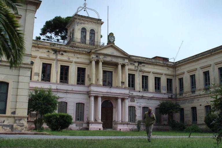 El Instituto Fitotécnico de Santa Catalina se encuentra en Lavallol, partido de Lomas de Zamora