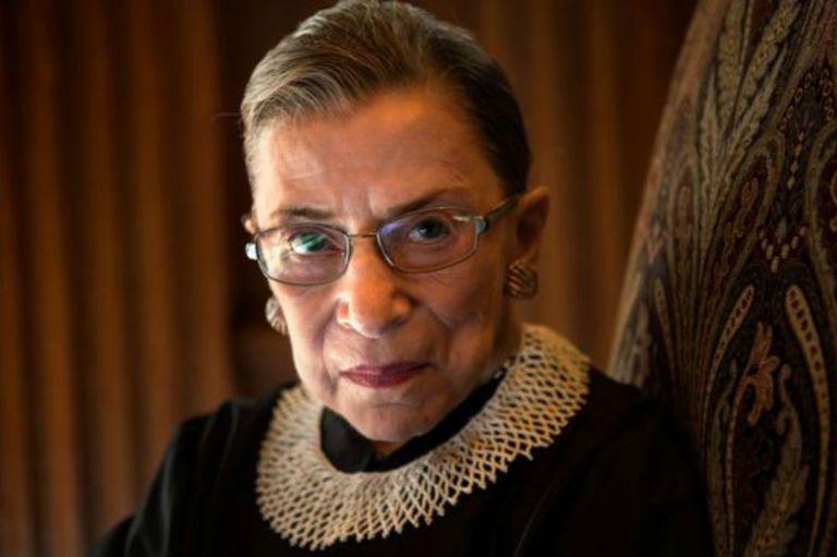 RGB es la jueza más veterana del máximo tribunal de Estados Unidos