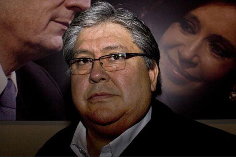"""El """"Chino"""" Navarro reveló que tenían una encuesta que anticipaba la caída del Gobierno"""