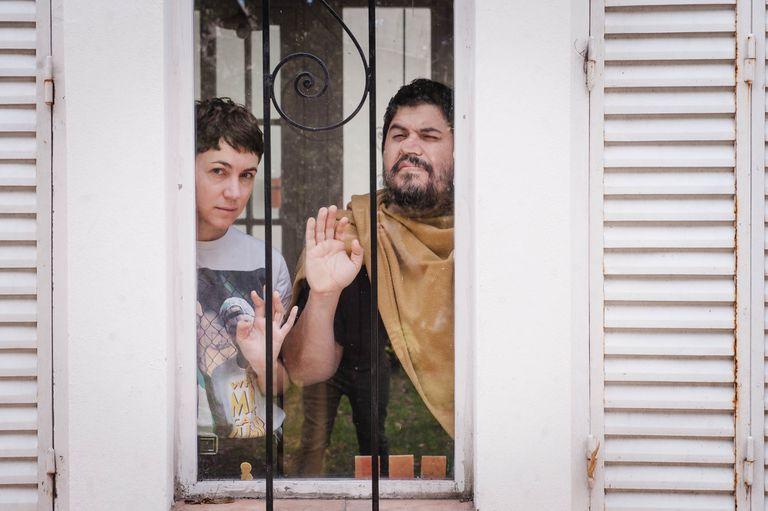 Cómo es la cuarentena de Santiago Motorizado y Mora Sánchez Viamonte