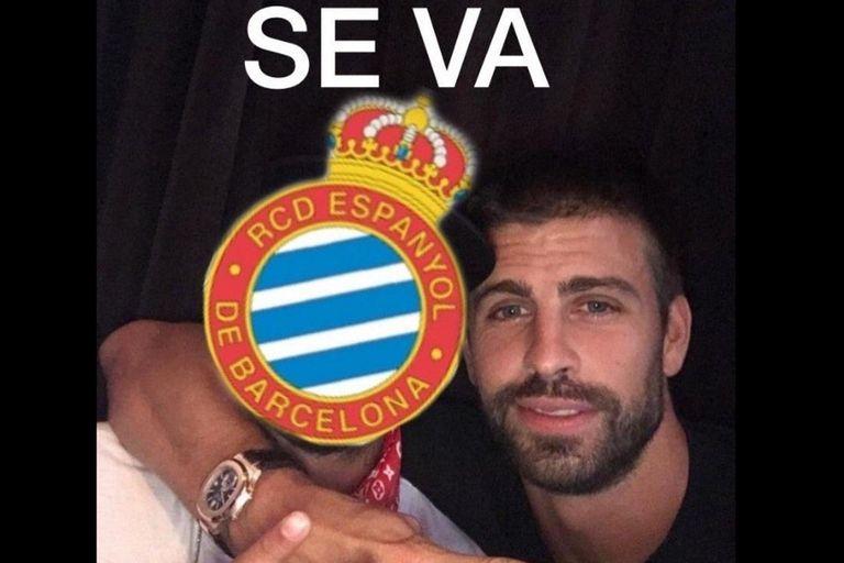 Los memes por el descenso de Espanyol ante Barcelona y la expulsión a Ansu Fati