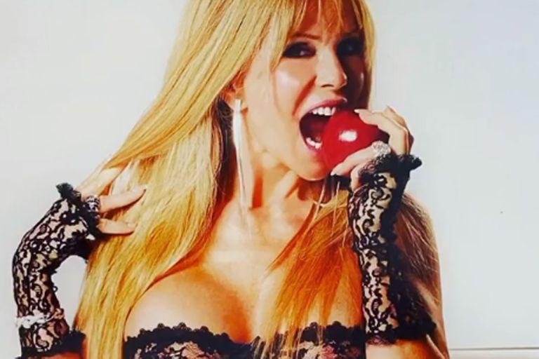 Graciela Alfano recurrió al sexo virtual para no aburrirse en cuarentena