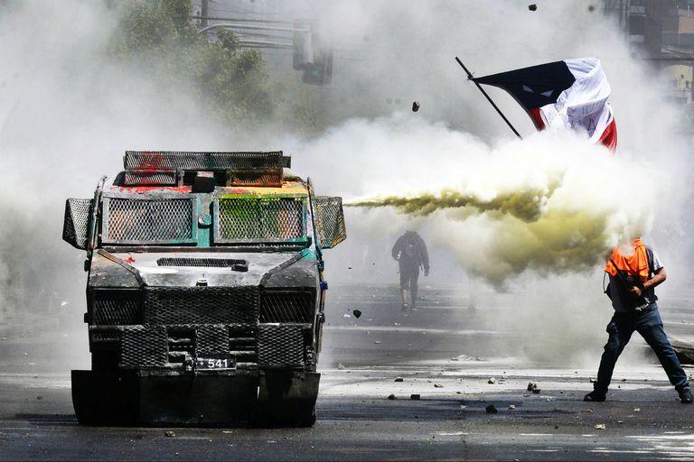 Fuerte cruce entre el gobierno chileno y Amnistía Internacional por la represión