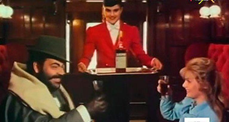 """""""Oh, qué hermoso paisaje"""", se tituló el spot que Federico Fellini filmó para Campari en 1984"""