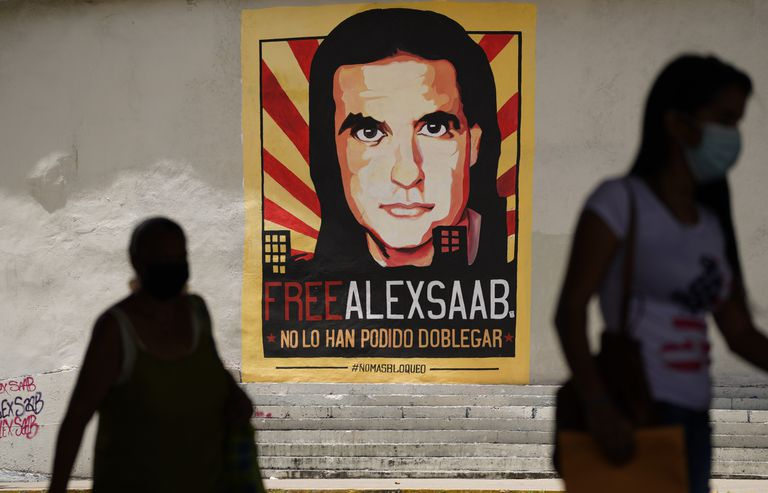 Alex Saab, el oscuro empresario detrás de los negocios del chavismo