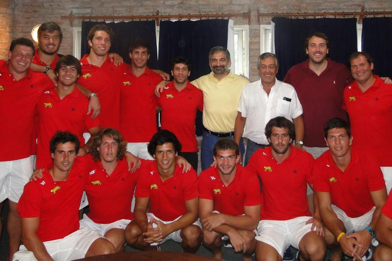 Dolor en el rugby: murió Carlos Barbieri, el tesorero de la UAR