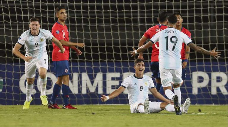 Preolímpico. Detrás de la solidez del equipo argentino hay objetivos personales