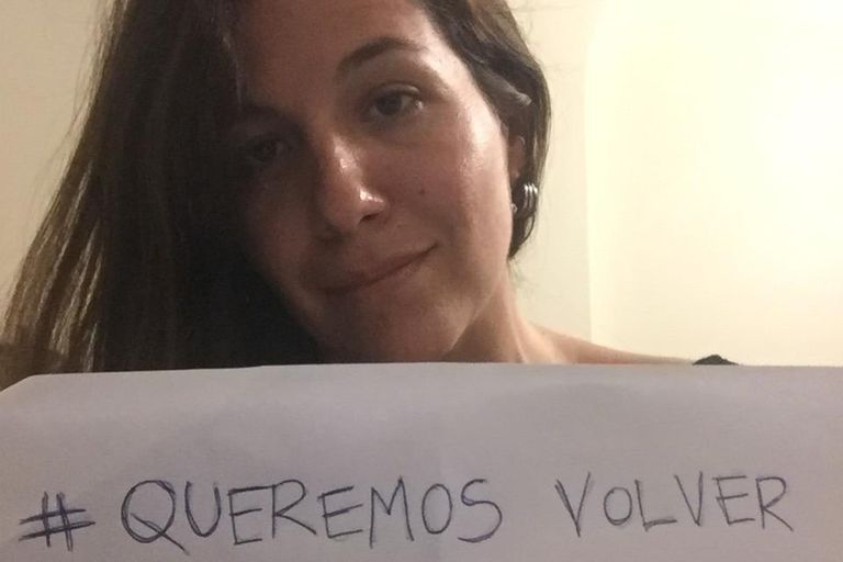 Elina Castaño, de 39 años